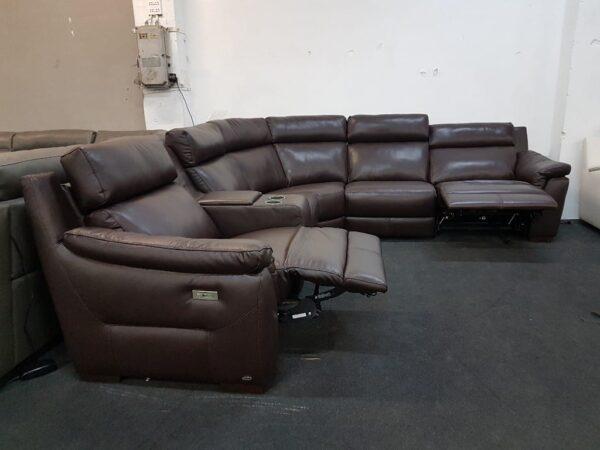 Softaly 316 bőr ülőgarnitúra relax 3