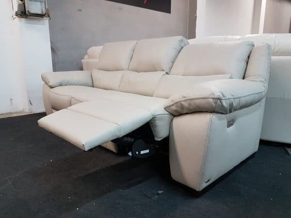 Relax kanapé - Softaly 214 - Bőr kanapé