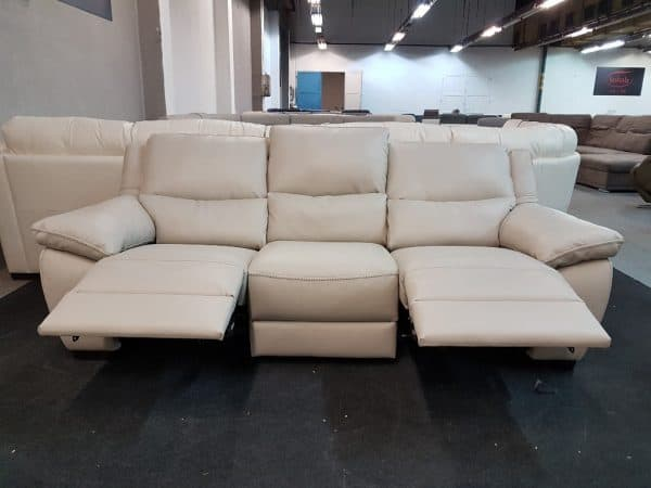 Relax kanapé - Softaly 214 bőr kanapé