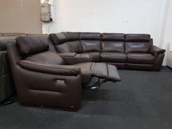 Relax sarok - Softaly 316 bőr ülőgarnitúra