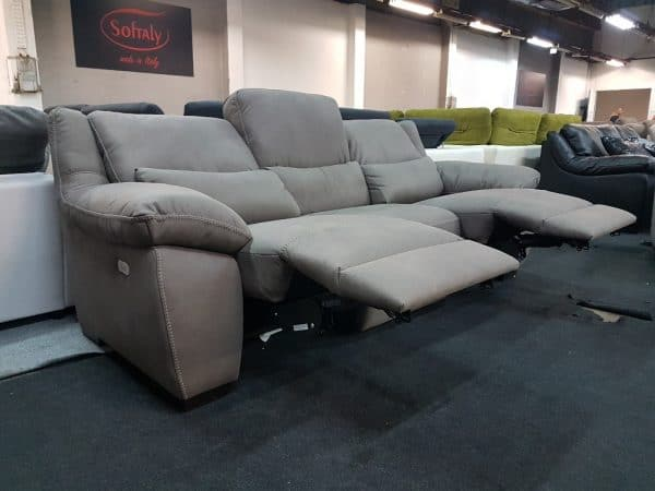 Softaly 214 motoros relax kanapé