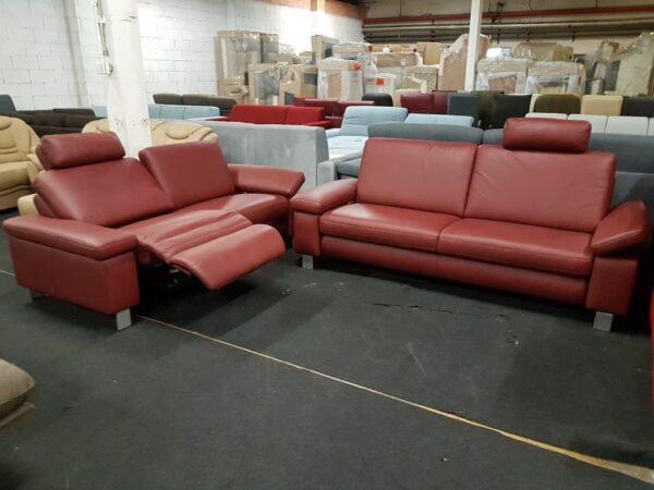 Vito 3-2 bőr relax kanapé 2