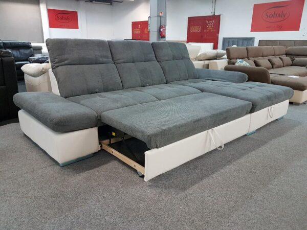Ágyazható sarokkanapé - SANTA FE - Akciós kanapék