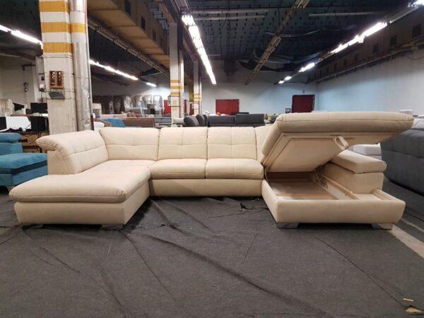 Ágyneműtartós, ágyazható ülőgarnitúra Ada 7695