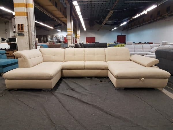 Alina 7695 U alakú kanapé ADA ülőgarnitúra