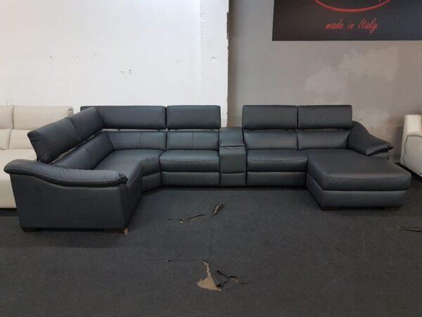 Italsofa C072 relax ülőgarnitúra, U kanapé