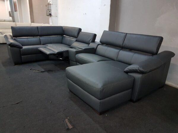 Italsofa C072 relax bőr ülőgarnitúra (Natuzzi)