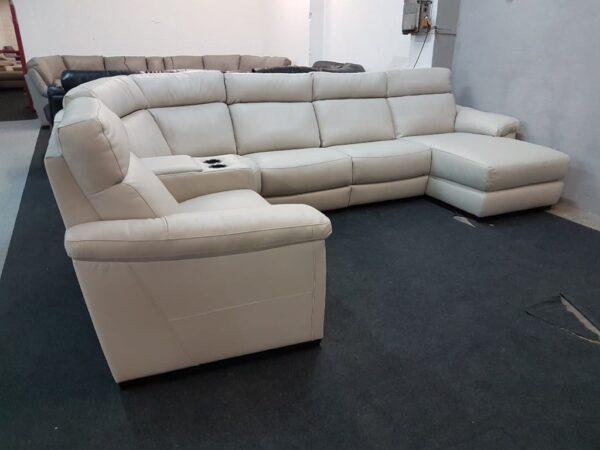 Italsofa C126 relax bőr ülőgarnitúra 7