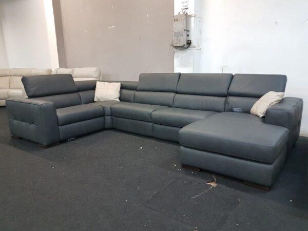 Italsofa C189 relax bőr ülőgarnitúra 1