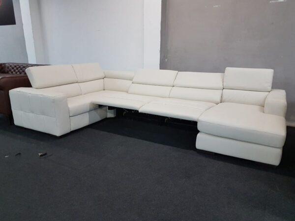 Italsofa C189 bőr ülőgarnitúra relax (Natuzzi)