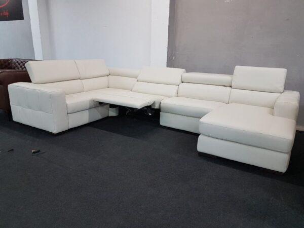Italsofa C189 relax ülőgarnitúra bőr (Natuzzi)