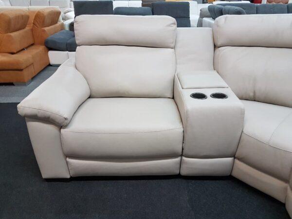 Italsofa C126 relax bőr ülőgarnitúra 13