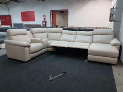 Relax ülőgarnitúra, Italsofa C126 bőr ülőgarnitúra