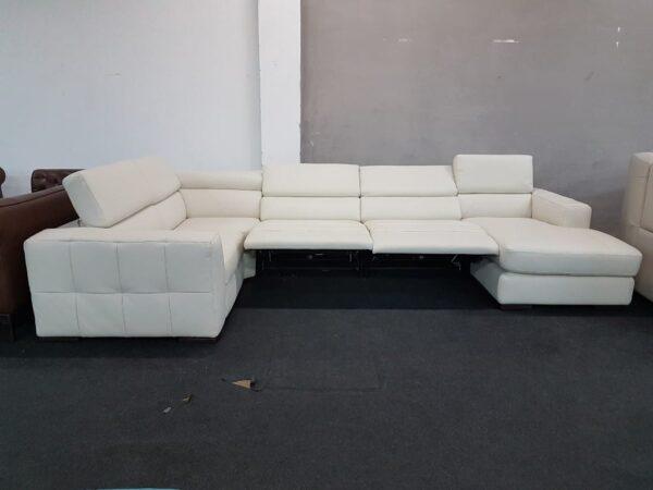Relax bőr ülőgarnitúra Italsofa C189 Natuzzi
