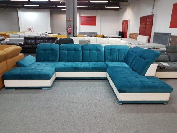 SANTA FE ülőgarnitúra (kék)