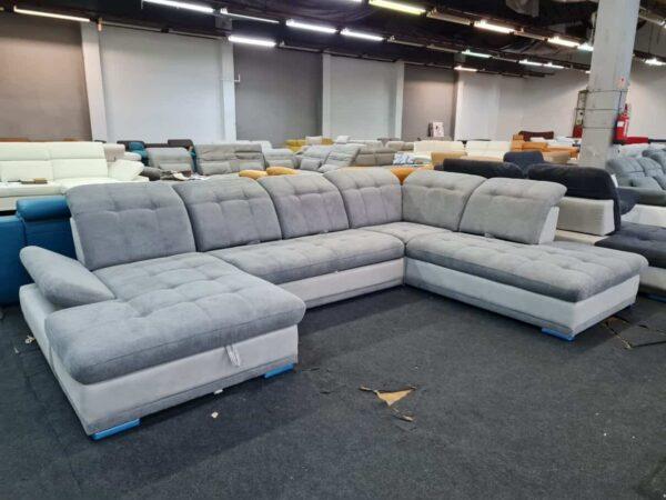 Santa Fe Lux ülőgarnitúra - U alakú kanapé