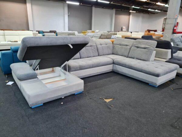 Santa Fe Lux ülőgarnitúra ágyneműtartó
