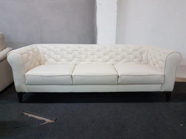 Italsofa C005 bőr kanapé 3-2-1 3