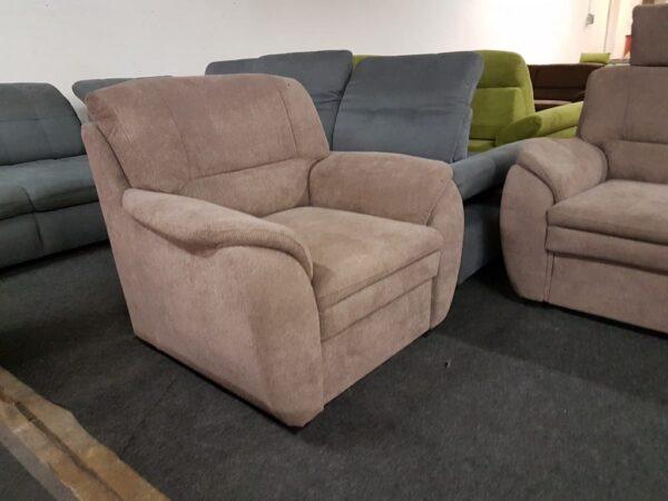 Cascada sarokgarnitúra + Fotel 5