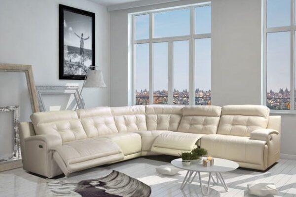 Softaly U108 relax bőr ülőgarnitúra - Natuzzi bőr kanapék