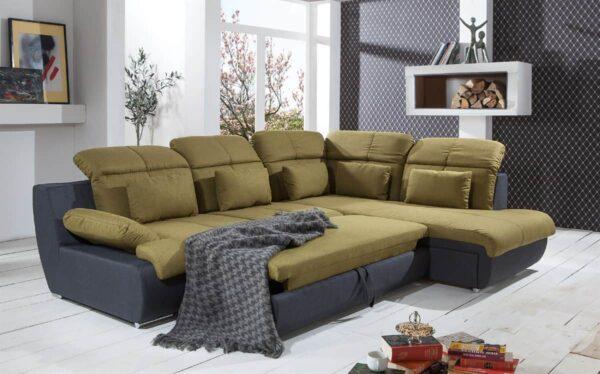 Star ágyazható sarok ülőgarnitúra - COTTA Multi