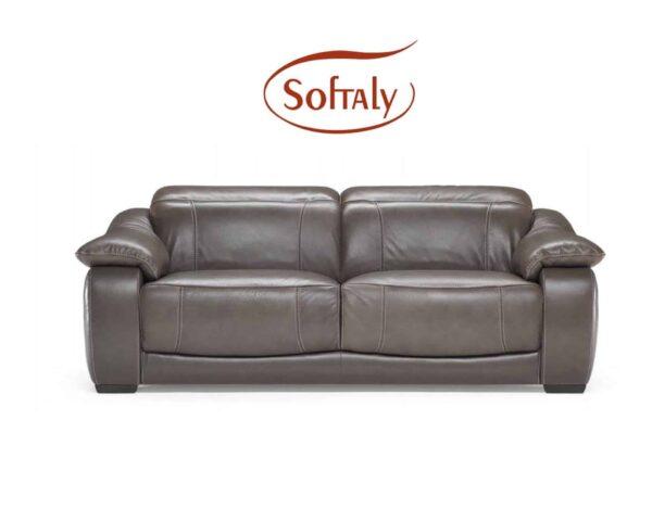 Bőr kanapé relax - Softaly U076 - Natuzzi