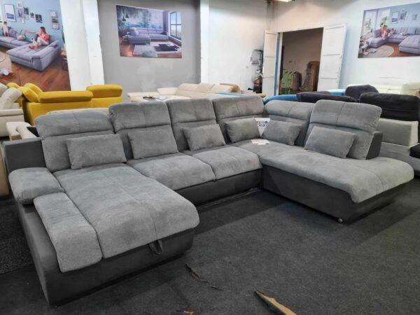 Star U kanapé