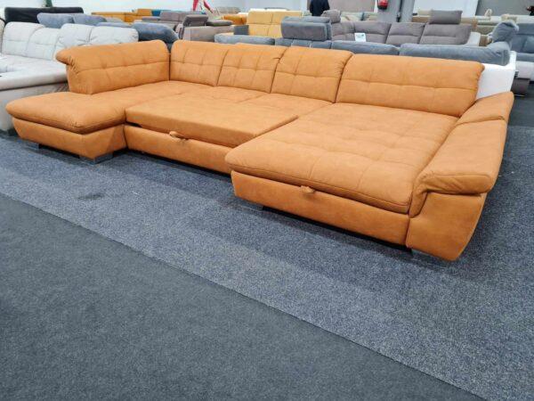 Alina Atlantis XL U kanapé ágyazható