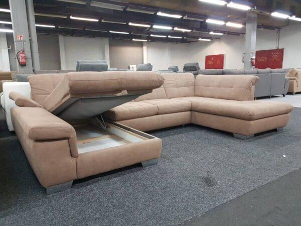 Alina Atlantis ágyneműtartó ülőgarnitúra ada kanapé