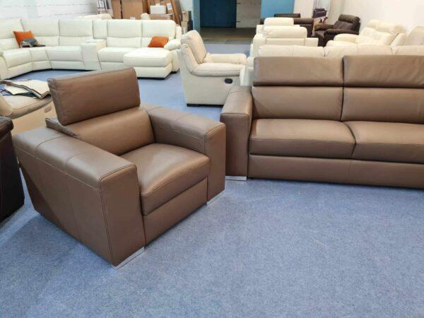 Softaly Z 324 prémium Bőr ülőgarnitúra