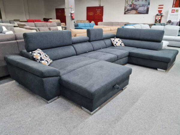 Ada 7514 U ülőgarnitúra - Alina kanapé