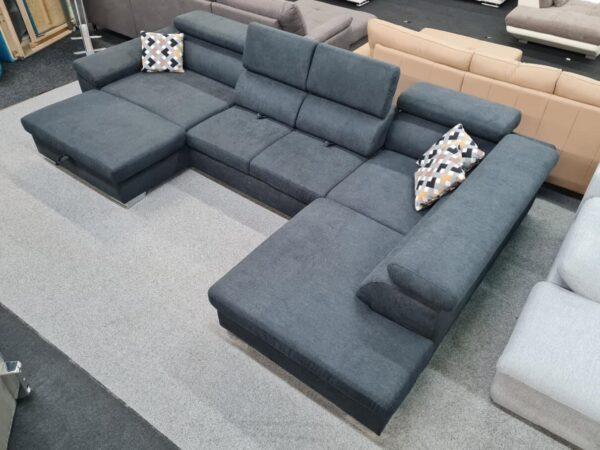 Ada prémium kanapék - Alina 7514 U alakú ülőgarnitúra