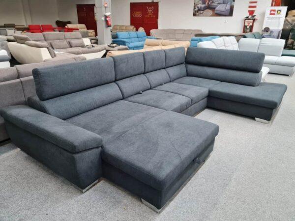 Ada ülőgarnitúra - Alina 7514 U alakú kanapé