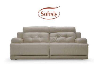 Bőr kanapé relax Softaly U076 by Natuzzi