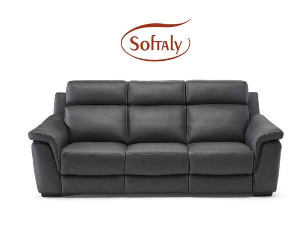 Relax kanapé bőr - Softaly U316 by NAtuzzi