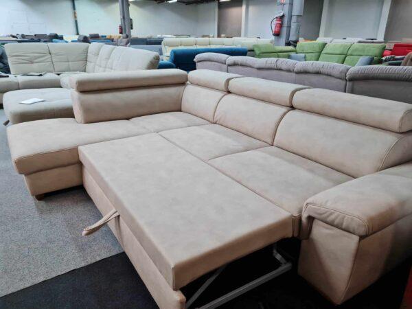 Alina 7579 ágyazható ülőgarnitúra