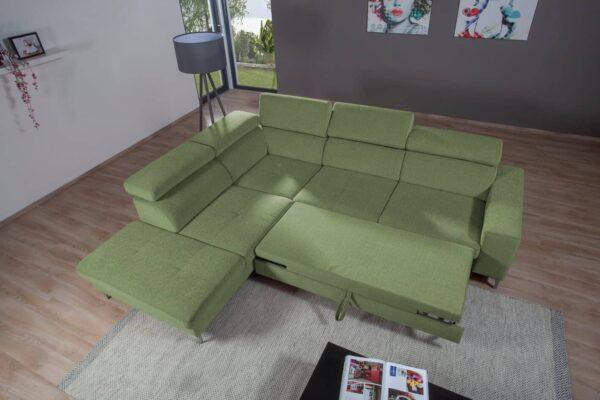 ALINA 7557 ágyazható ülőgarnitúra