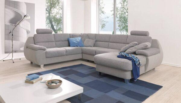 Alina 7926 U alakú kanapé - Ada ülőgarnitúra