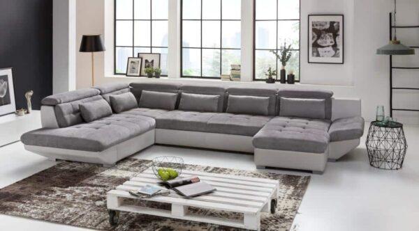 Cotta Eternity - Ülőgarnitúra Park U alakú kanapé