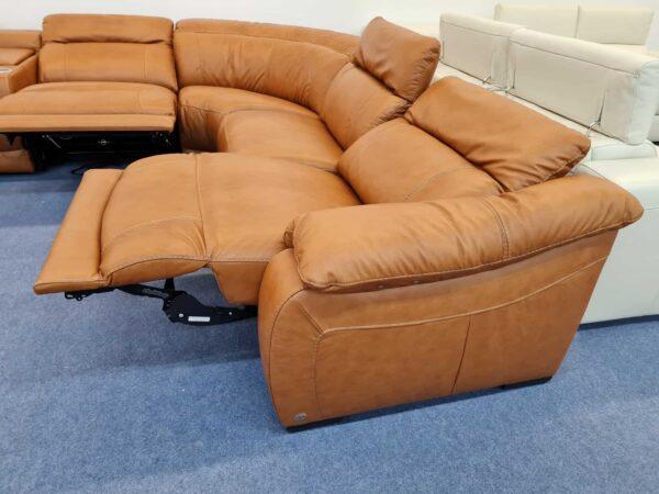 Softaly U 076 bőr ülőgarnitúra relax 9