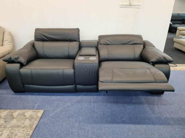 Softaly U 076 3+2+1 bőr ülőgarnitúra 3