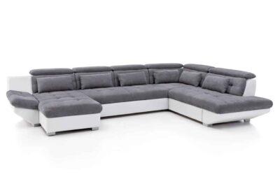 Park ülőgarnitúra - COTTA Eternity U alakú kanapé