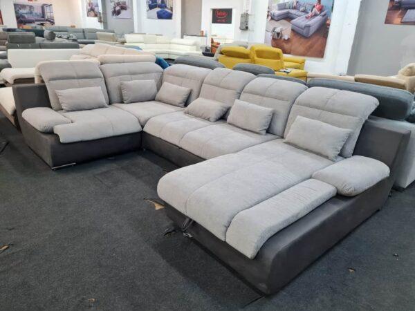 Star II U alakú ülőgarnitúra - COTTA Multi U kanapé