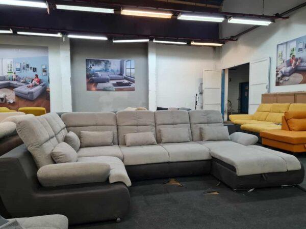 Star II ülőgarnitúra - COTTA Multi U alakú kanapé