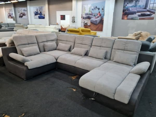 Star II ülőgarnitúra - COTTA Multi U kanapé