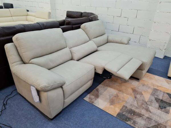 Softaly 214 elektromos relax sarok ülőgarnitúra