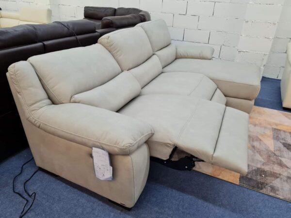 Relax sarok ülőgarnitúra motoros - SOFTALY U 214 Natuzzi