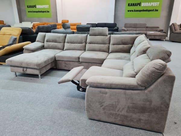 COTTA Hera ülőgarnitúra relax - U alakú kanapé
