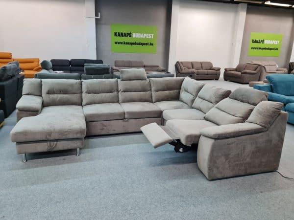 COTTA Hera U alakú relax ülőgarnitúra - U kanapé