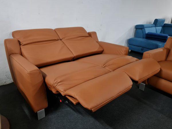 Carmen 3-2 bőr relax kanapé 2